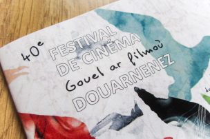 Livret enfant pour le festival de cinéma de Douarnenez