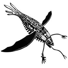 Poisson-volant